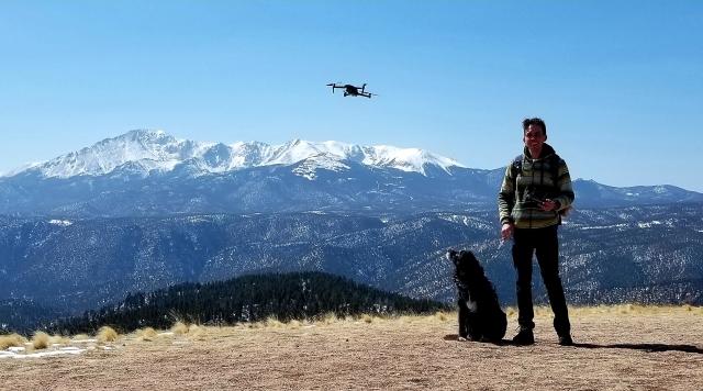 Aerial Photography of Colorado - Christopher Gibson